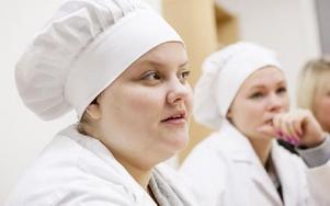 Madicken Jönsson tycker att projektet har hjälpt henne enormt. Foto: Carl Lindblad