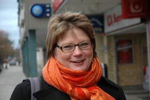 Catarina Deremar (C), oppositionsråd i Tierps kommun.