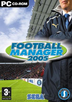 1. Football manager 2005.