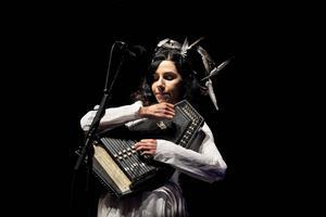 Artisten PJ Harvey kommer till Göteborg och musikfestivalen Way out west i augusti.