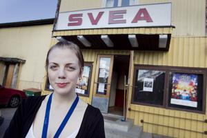 Irina Fahlberg har nått målet med sitt projekt, en filmfestival.