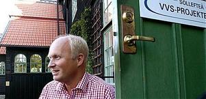Christer Hedlund på Sollefteå VVS-projektering.