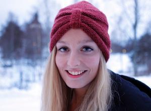 Clara Sagström från Järvsö är med i The Voice.