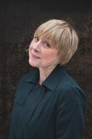 Lena Sjöberg. Foto: Bruno Wegelius