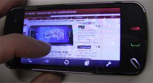 Video: Ny snygg mobil webbläsare