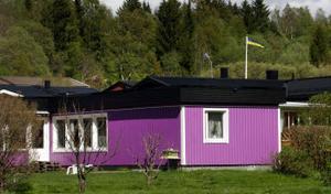Passande eller opassade färg? Tidsandan står bakom mycket av vår smak, menar byggnadsantikvarie Peter Sundborg.