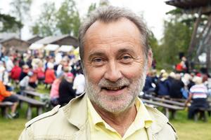 Anders Bergman, projektledare för Internationella festen.