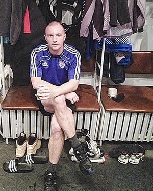Är det ännu ett ryskt omklädningsrum som väntar för Anders Svensson?