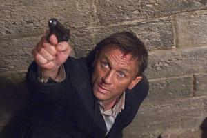 Bond, James Bond. Daniel Craig i den actionfyllda