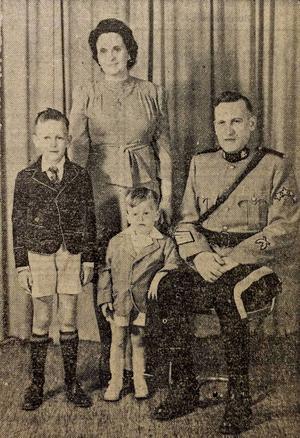Elof Henry Hermansson, med föräldrar från Håsjö, blev ridande polis och sedan privatdetektiv.
