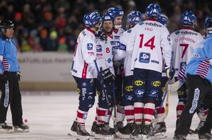 Edsbyn har sju raka matcher utan förlust inför derbyt mot Bollnäs.