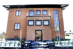 Villa Sjöström vid Fridstaplan i Gävle.
