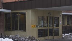 1. Kommunhuset  X. Bergslagssjukhuset  2. B-salen