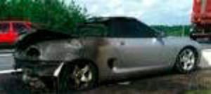 Minneskort överlevde bilexplosion