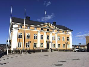 Residenset i Härnösand.