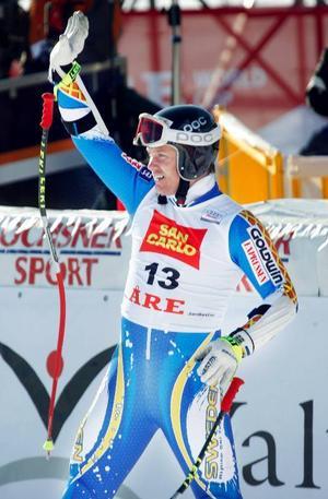 Patrik Järbyn avslutade säsongen med en 20:e plats.