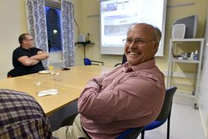 Peter Egardt är glad över resultaten som Svenskt Näringsliv har presenterat.