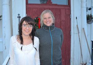 Cassandra Nilsson, som har deltagit i ett liknande projekt i Östersund, besökte