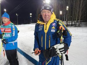 Wolfgang Pichler har ingen förhoppning om att någon annan än Fredrik Lindström tar pallplatser i år.