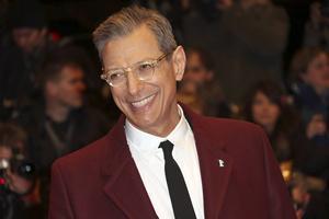 Jeff Goldblum är med även i den andra filmen i