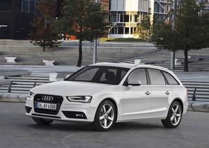 Audi A4 Avant.Foto: Audi
