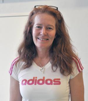Anna Wikström, 52 år, Gävle, engelsk- och idrottslärare:   – Idrotten är jätteviktig. Speciellt nu när många ungdomar är så stillasittande.
