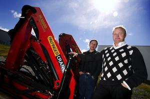 Bättre klimat. Borlänge får bra betyg när det handlar om företagsklimatet. Per-Arne Lundqvist och Magnus Hinz vill göra det ännu bättre.