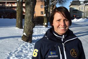 Maria Andersson blir sportchef på svenska bilsportsförbundet.