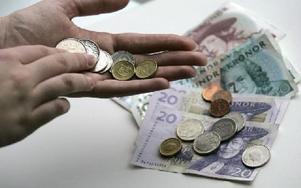 Det har blivit ofint att prata om lönen, menar Sundström. Foto: Fredrik Sandberg / SCANPIX