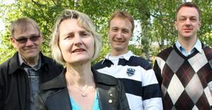 ALLIANSEN. Sören Johansson (KD) har inte föreslagits till någon post, Marie Wilén (C) vill bli kommunalråd, Tomas Bergström (FP) vill sköta beredningen för skolfrågor och David Olsson (M) vill bli vice ordförande i kommunstyrelsen.