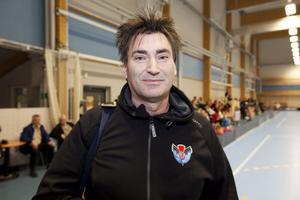 Peter Nordqvist är ordförande i GGIK.