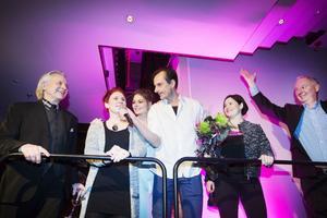 Årets Upplevelse var årets andra pris och gick i knivskarp konkurrens till Lyriska sällskapets uppsättning av Cabaret i Gasklockan.