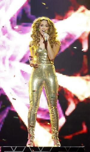 2009 tävlade Agnes i Melodifestivalen med