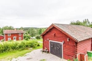 Gården i Björsjö ligger på tredje plats på klicktoppen bland fastigheter i Dalarna.