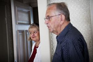 Elina Mytnik och Carl Erik Tottie.