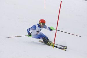 En andra och en tredje plats blev helgens facit för Marcus Johansson, Kils SLK.