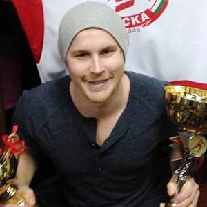 Anders Johnsson, med rötterna i Sveg, kan numera titulera sig Bulgarisk mästare i ishockey. 24-åringen förstärkte CSKA Sofia och med två mål bidrog han till att laget knep mästerskapet.
