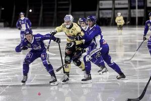 Broberg föll ihop fullständigt i hemmamatchen mot Vänersborg.