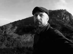 Anders Ståhl fick förra året i hård konkurrens en arbetsvistelse på Villa San Michele på Capri, varifrån den här bilden kommer.