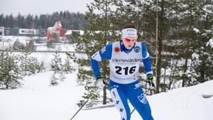 Linn Sömskar ska ge sig ut i Engelbrektsspåren för första gången i helgen.
