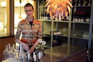 Flyttade hem. Veronica Carlsson från Guldsmedshyttan lämnade stjärnrestaurang i Stockholm för att driva Bryggerikrogen i Nora.