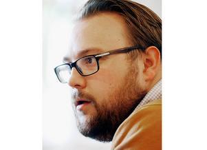 Jonas Andersson, politiker kommunalråd Socialdemokraterna Ragunda kommun