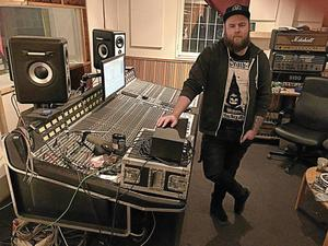 Oscar Nilsson kan leva på musiken sedan fyra-fem år tillbaka.
