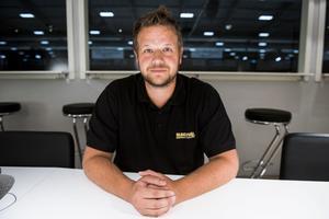 Roger Magnusson är kansliansvarig för Sundsvall Hockey. Han hoppas att årets cup ska dra många besökare.