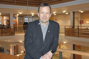 Magnus Haglund, kommundirektör.