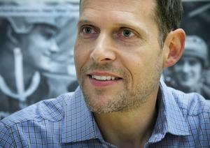 Sporchefen Fredrik Grönberg har en bra känsla inför matchen mot Rögle.