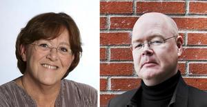 Märtha Dahlberg tycker att kommunen kastar bort tid genom att skjuta på förskolebeslutet. Bob Wållberg håller inte med.