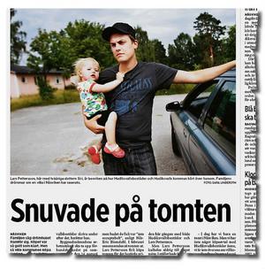 HT skrev om Lars Pettersson den 13 augusti 2010.
