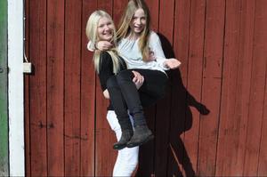 Alva Nylander och Hilda Lindström har varit med i Noomaraton flera gånger.