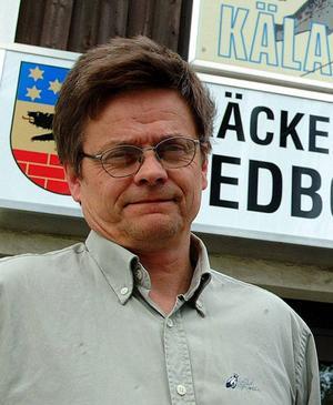 Sven-Åke Draxten, s, kommunalråd  i Bräcke, efterlyser en länets egen sparbank.